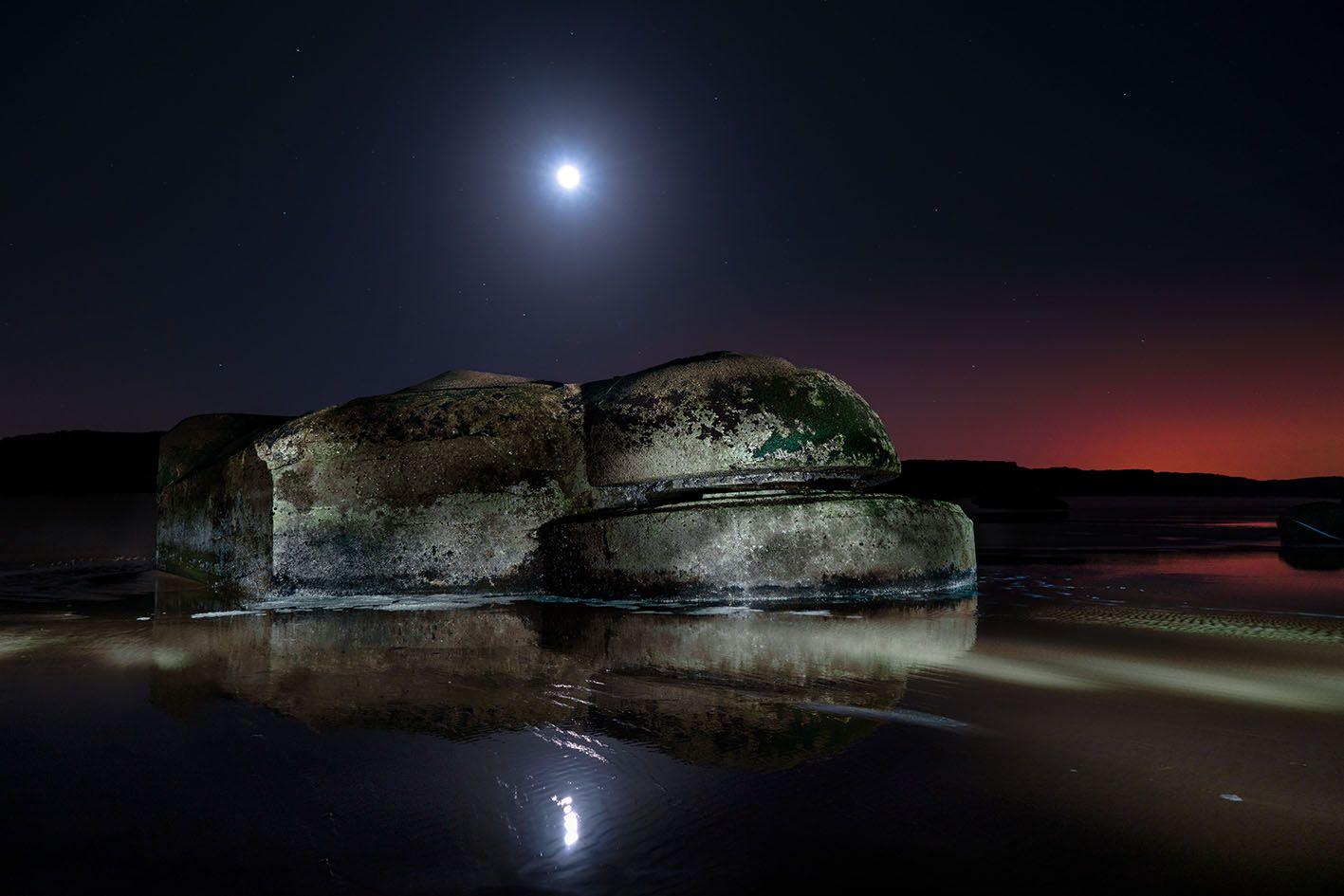 DSC08580_Capbreton_Leitstand_Nachts-im-Mondlicht-2